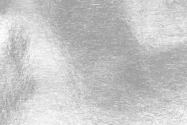 Lamina d'argento foglia lucida Foto Premium