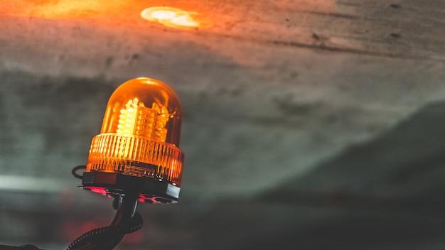 Lampada di emergenza Foto Premium