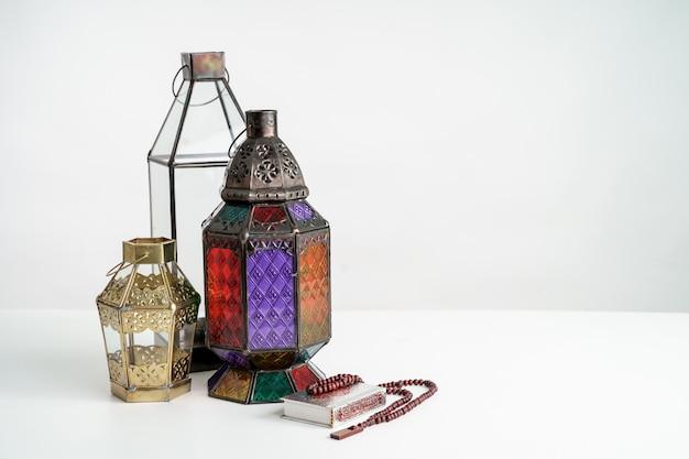 Lanterna ramadan ed eid Foto Premium
