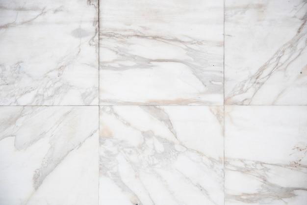 Lastre di marmo bianco sullo sfondo Foto Gratuite