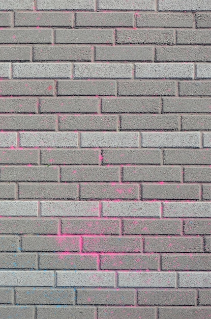 Lastre per pavimentazione multicolore, verniciate a polvere con colori asciutti al festival di holi Foto Premium