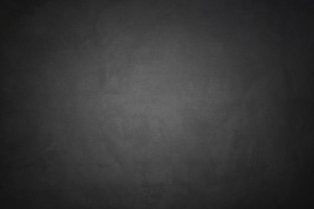 Lavagna scura e fondo nero della parete del bordo Foto Premium