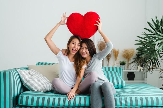 Asiatico lesbiche
