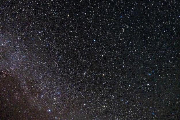 Le stelle riempiono il cielo Foto Premium