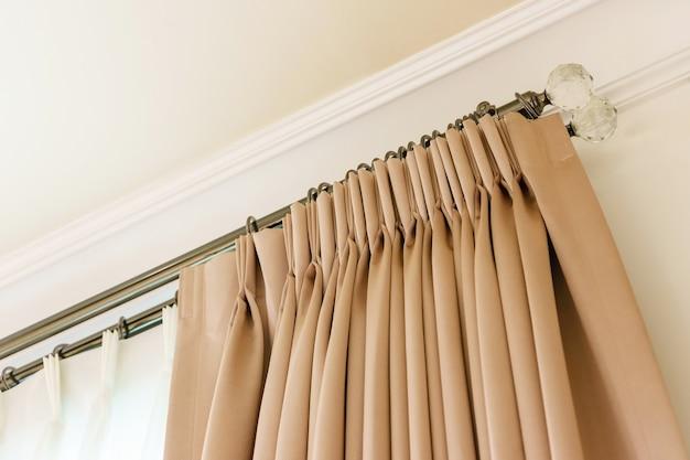 Tende Soggiorno Bianche : Le tende bianche con ring top rail decorazione interna curtain in