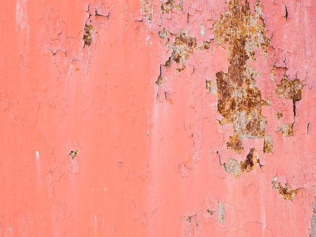 Lerciume e fondo strutturato della pittura sbucciata Foto Gratuite