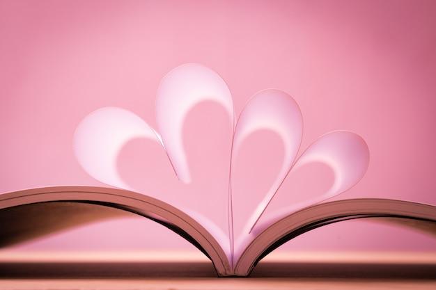 Libro d'amore Foto Premium