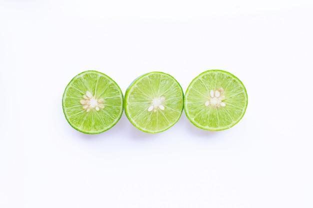 Lime freschi Foto Premium