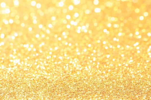 Luci Bokeh Bianco E Oro Sfocato Sfondo Astratto Scaricare Foto