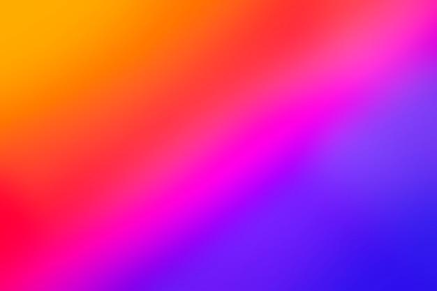 Luminoso Sfondo Colorato Di Sfumatura Foto Gratis