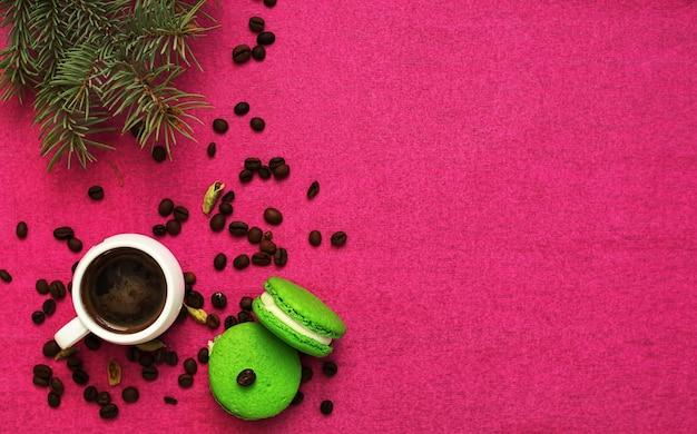rami di caffè verde