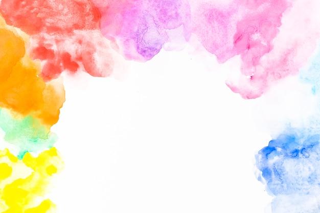 Macchie colorate lisce Foto Gratuite