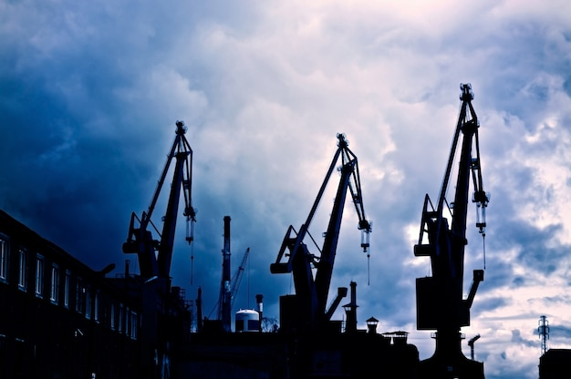 Macchine l'estrazione di petrolio Foto Gratuite