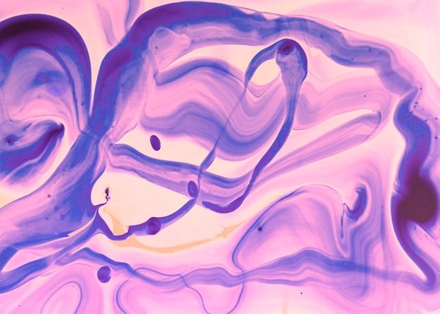 Macro di texture smalto per unghie Foto Gratuite