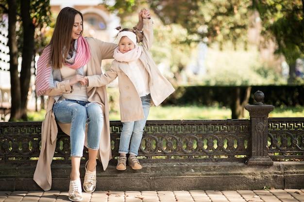 Madre e figlia Foto Gratuite