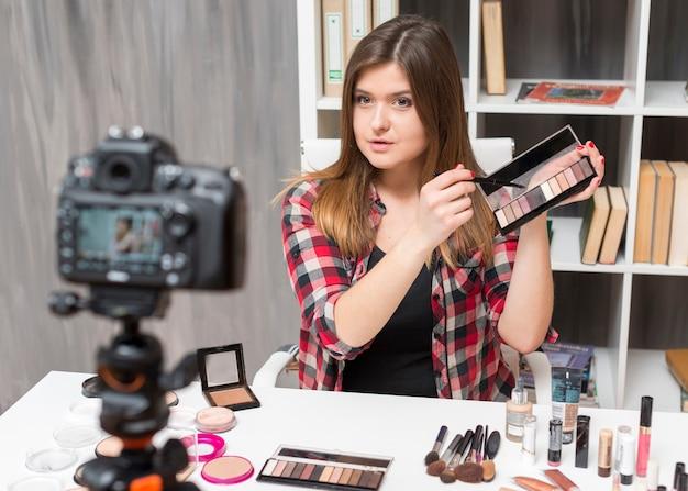 Make up vlogger Foto Gratuite