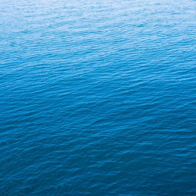 Mare Blu Indaco Per Lo Sfondo Naturale Scaricare Foto Premium