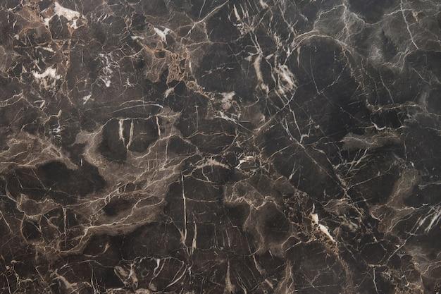 Marmo nero con motivi di sfondo per il design Foto Premium