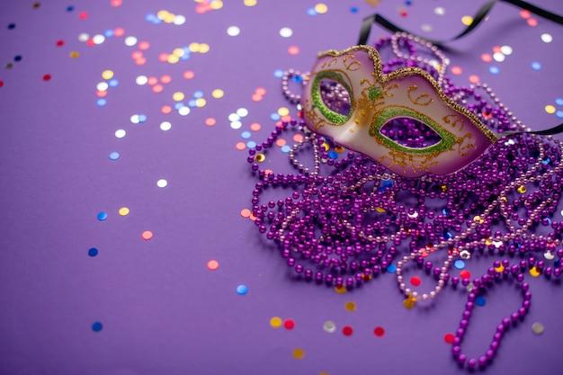Maschera di carnevale Foto Premium