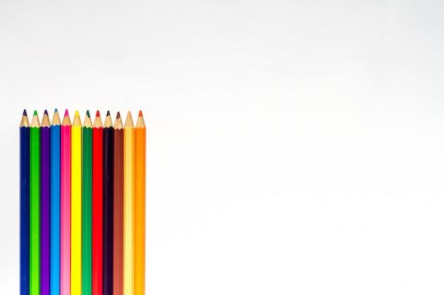 Matite colorate Foto Premium