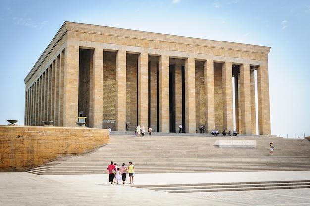 Mausoleo di ataturk Foto Premium