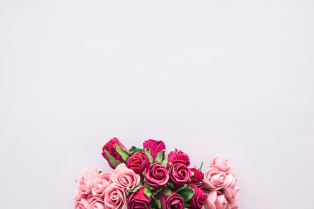 Mazzo di rose bellissime Foto Gratuite
