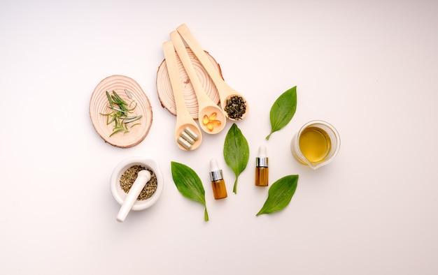 Medicina di erbe Foto Premium
