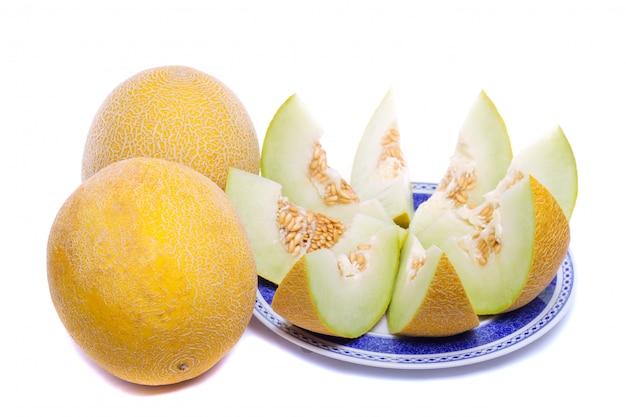 Melone cantalupo Foto Premium