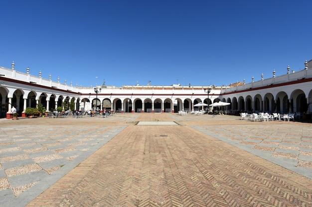 Mercato, città vecchia di carmona, provincia di siviglia, andalusia, spagna Foto Premium