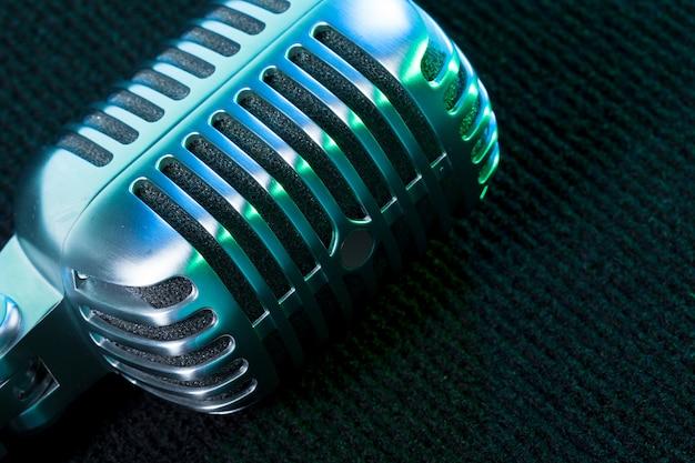 Microfono retrò Foto Premium