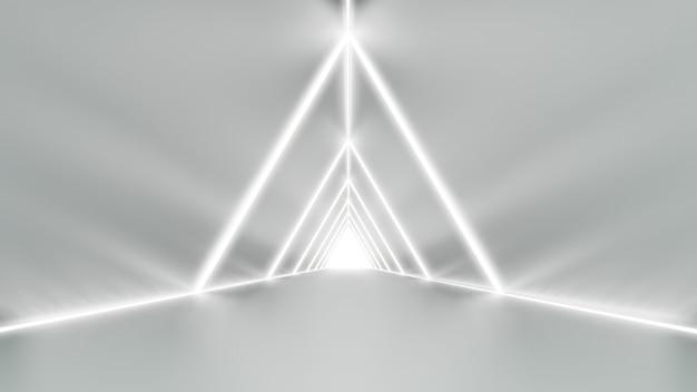 Mock up sfondo / sfondo in un design minimale illustrazione moderna di stile percorso per posizionamento del prodotto.minimo design dello sfondo del prodotto in illustrazione 3d o rendering 3d Foto Premium