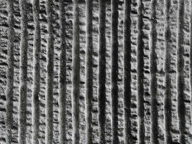 Modello a strisce del muro di cemento strutturato Foto Gratuite