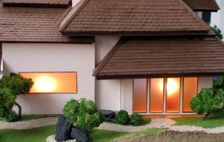 Modello di casa in miniatura scaricare foto gratis for Modelli di case