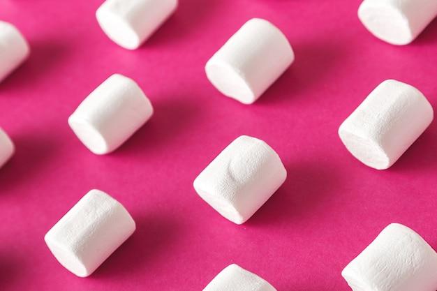 Modello marshmallow Foto Premium