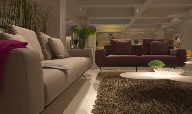 Moderna casa di mobili per interni soggiorno scaricare for Download gratuito di piani casa moderna