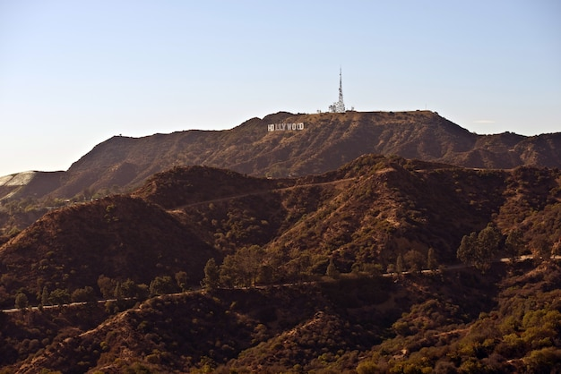 Montagne di hollywood Foto Gratuite