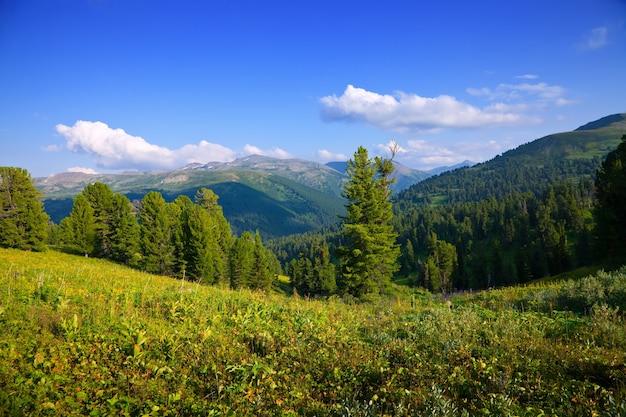 Montagne paesaggio Foto Gratuite