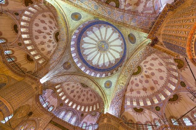 Moschea blu a istanbul Foto Premium