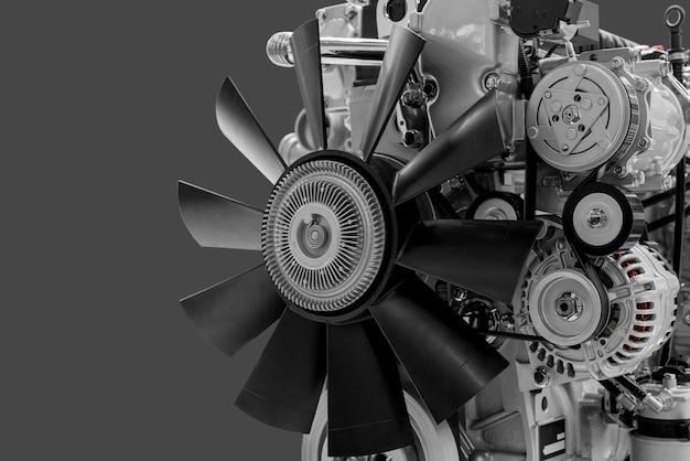 Motore a combustione interna Foto Premium