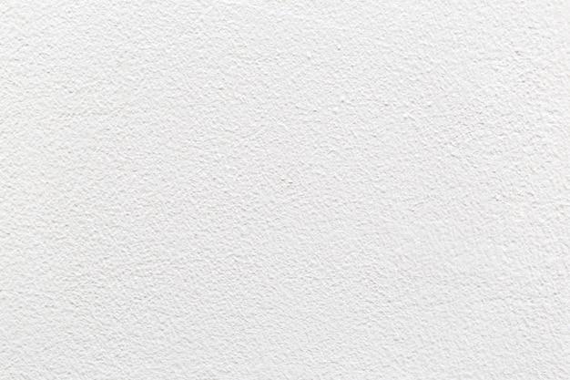 Muro di cemento bianco bianco per sfondo-immagine. Foto Premium
