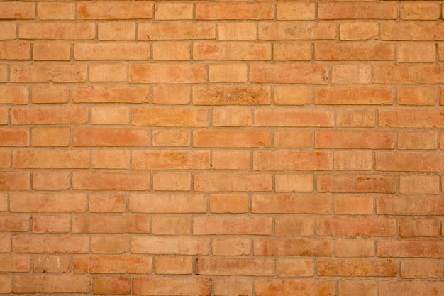 Muro di mattoni arancione Foto Gratuite
