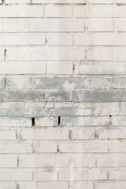 Muro di mattoni con macchie Foto Gratuite