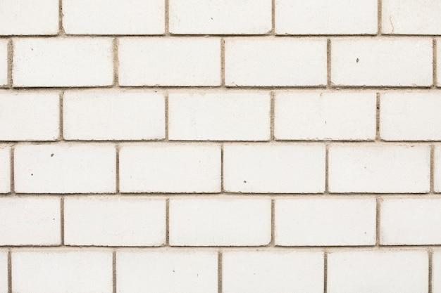 Muro di mattoni pulito Foto Gratuite