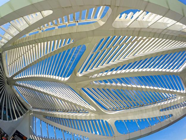 Museo del domani a rio de janeiro, brasile Foto Premium