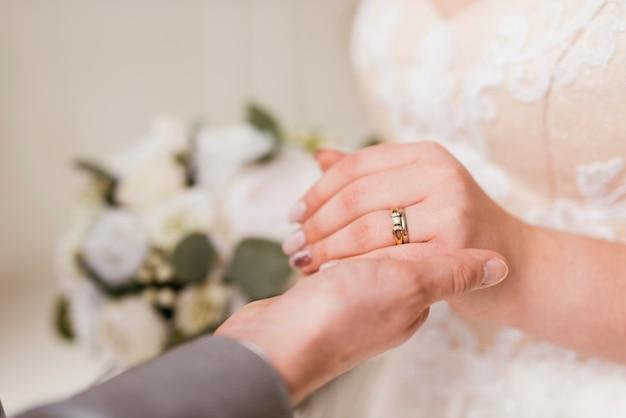 Newlyleds che scambia anello Foto Gratuite