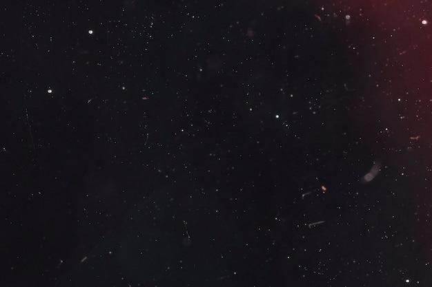 Notte splende il cielo stellato copia spazio Foto Gratuite