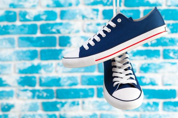 Nuove scarpe da ginnastica Foto Premium