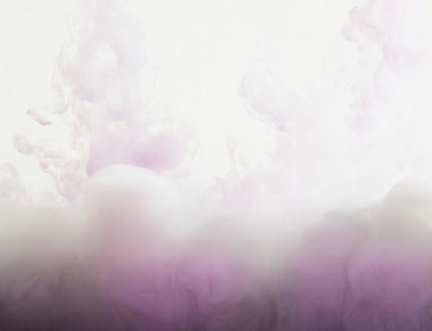 Nuvola grigia densa astratta di foschia Foto Gratuite
