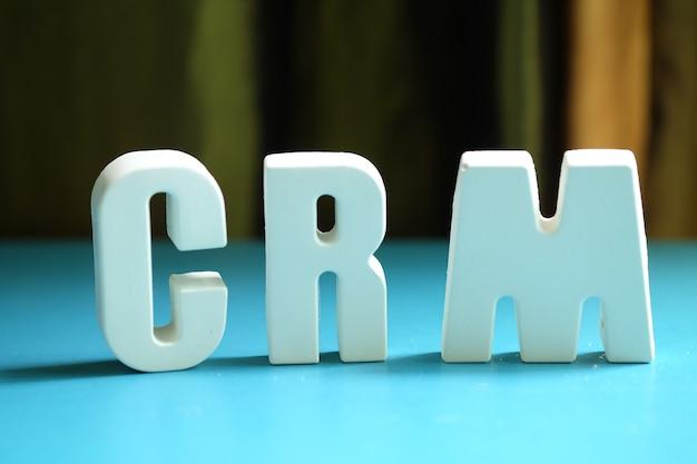 Organizzare lettere bianche come crm Foto Gratuite