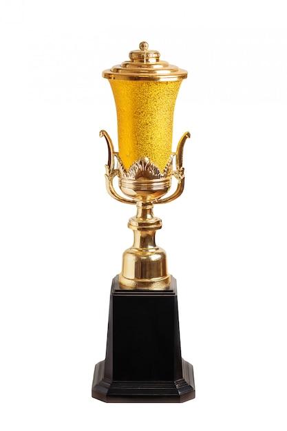 Oro trofeo Foto Premium
